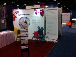 Synermetric Stand at ASTD